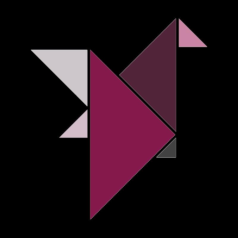 Zorgcommunity origami bird
