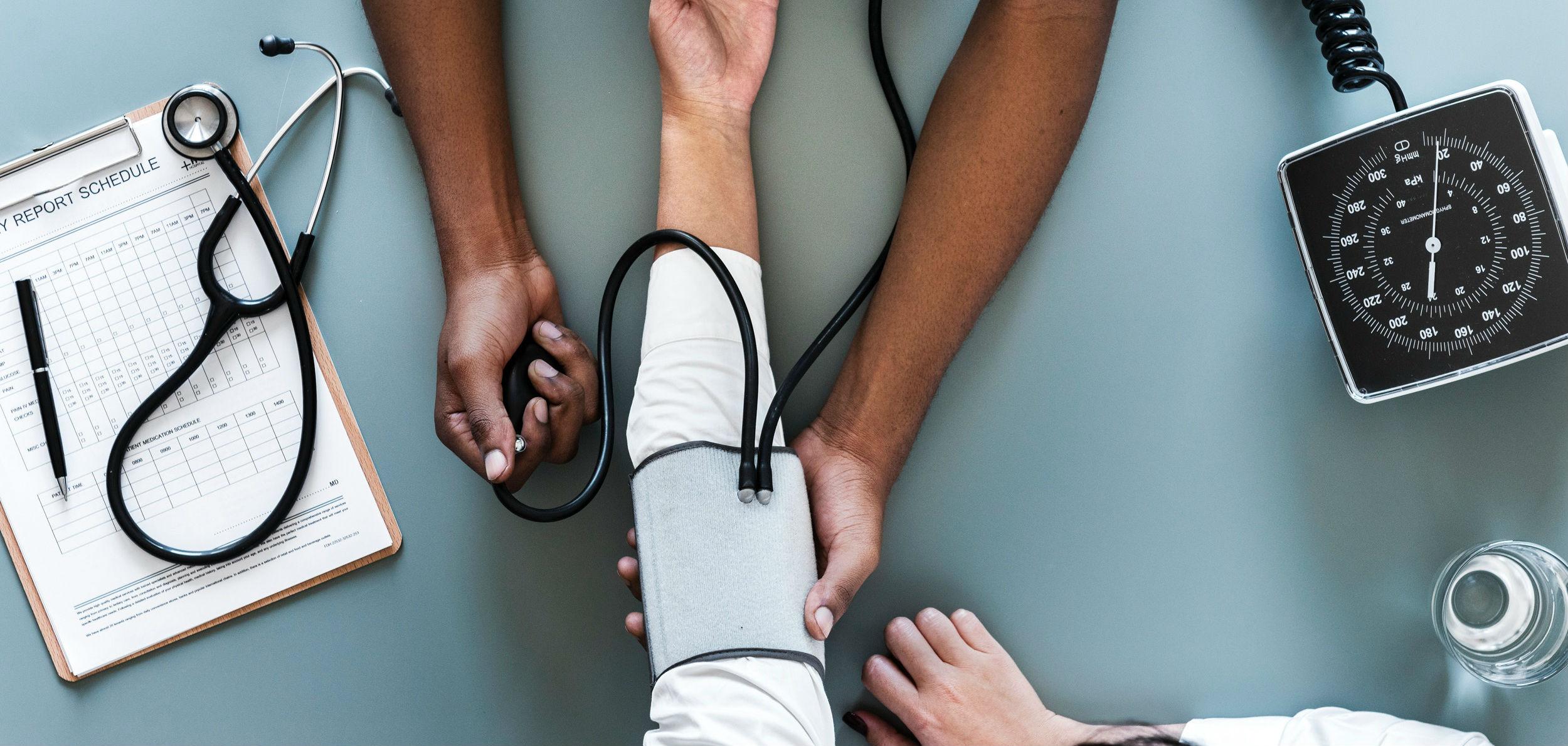 De werkdruk van verpleegkundigen