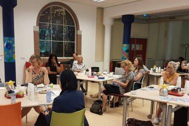 Zorgcommunity Meet-up Henrieke van Diermen