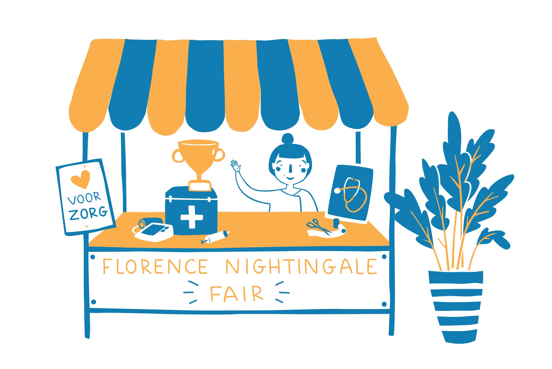 Florence Nightingale Fair - Zorgcommunity