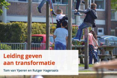 Leiding geven aan transformatie - Rutger Hageraats