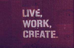 Live, work, create // Zorgcommunity