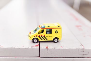 werken op de ambulancedienst