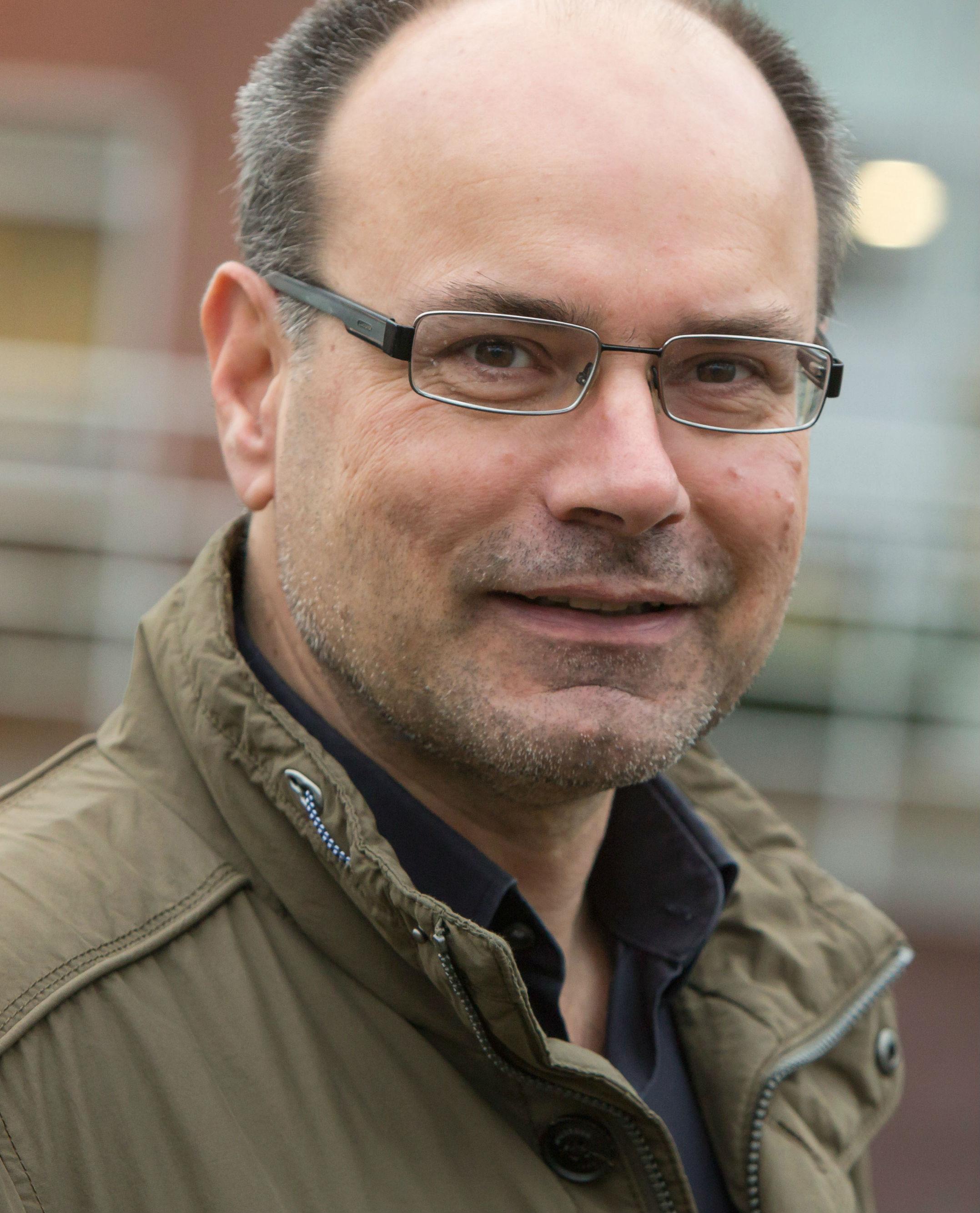 Robert Didden portret - Radboud University