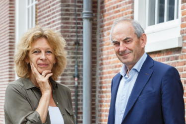 Interview Job Cohen en Liesbeth Kooij
