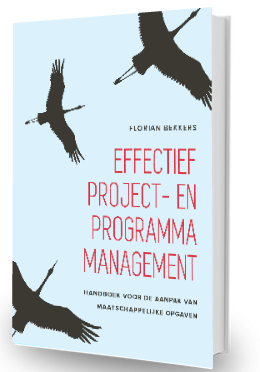 Cover Effectief Project- en programmamanagement