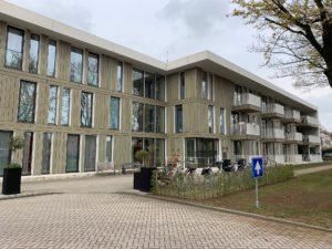 Marga Klompé, woonzorgcentrum voor somatische ouderenzorg Beth San in Aalten.