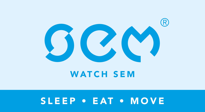 WATCH SEM, Sleep, Eat, Move
